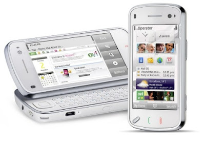 Nokia N97 mobiteli