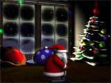 Download Free 3D Santa Screensaver