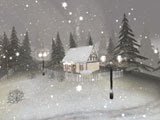 Besplatni download Winter 3D Screensaver