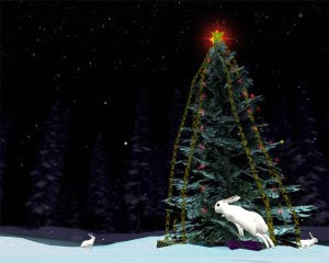 Besplatni download 3D Christmas Tree Scrensaver