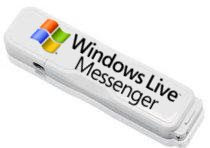 Download Portable Windows Live Messenger 9 za USB stick