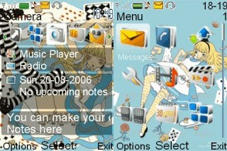 Download besplatne Nokia 6208 Classic Themes