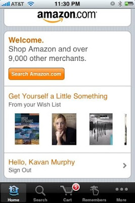download Amazon Mobile - Amazon.com na iPhone i iPod Touch