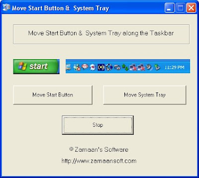 Download Move Start Button and System Tray
