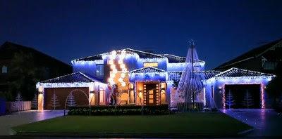 Perth Christmas Australija Božić