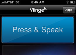 Download Vlingo za iPhone