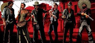 Red Dead Redemption - Rockstar igre Facebook