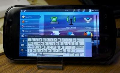 Ubuntu portan na Google Nexus S