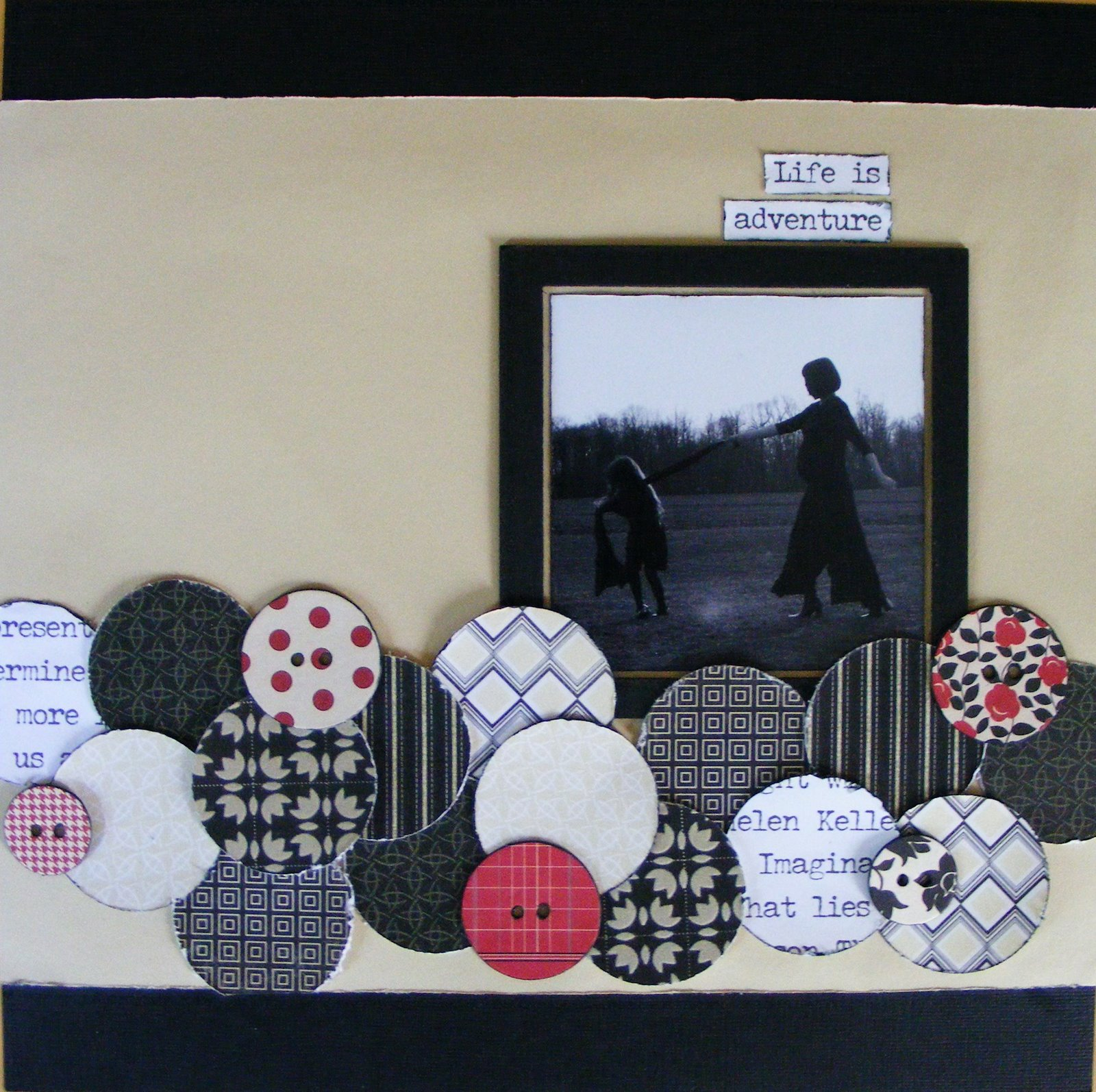 Scrapbook ideas recycled - Scrapbook Ideas Recycled Pregnancy Scrapbook Layouts Documenting 9 Months