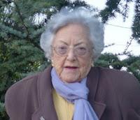 fotografía amelia bloguera de 95 años