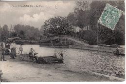 Le port du Vanneau avant 1907