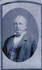 François Chiron Bourolleau, maire