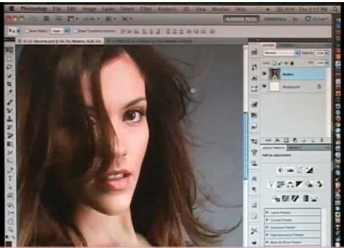 Como recortar una foto en photoshop cs5 90