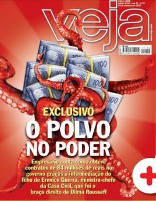 Revista Veja contra o PT