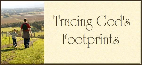 Tracing God's Footprints