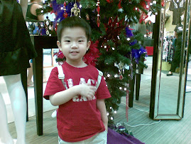 December 2008 -  Christmas shopping