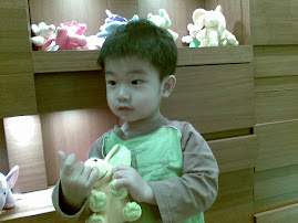 Our Precious Boy            ~Lim En Xian Bradon~