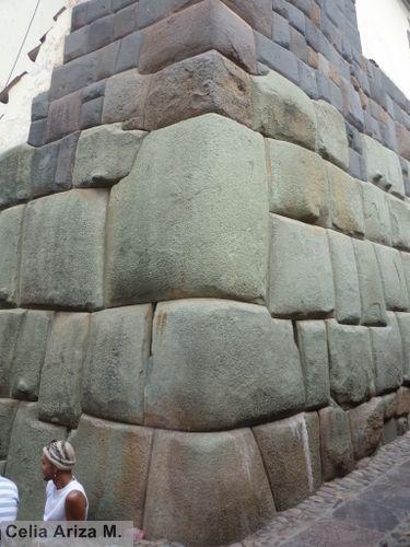 muro inca en cusco