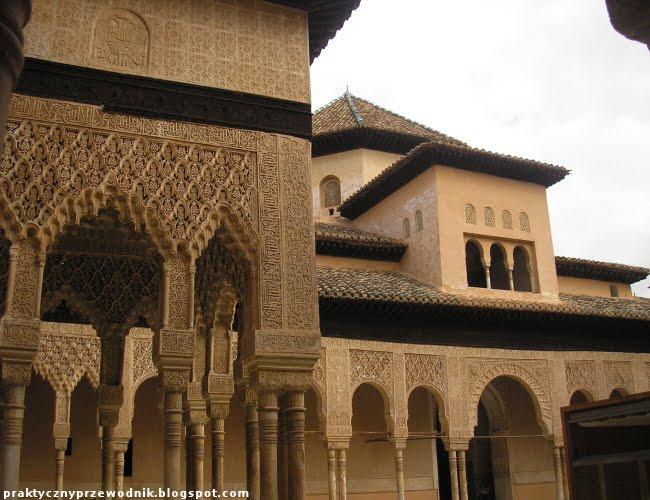 Grenada Alhambra Hiszpania