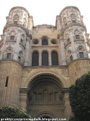 Malaga katedra foto