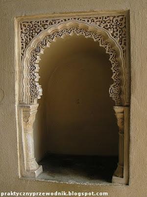 Alcazaba w Maladze zdjęcia