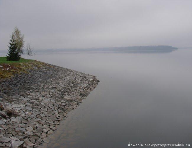 Jezioro Orawskie Słowacja