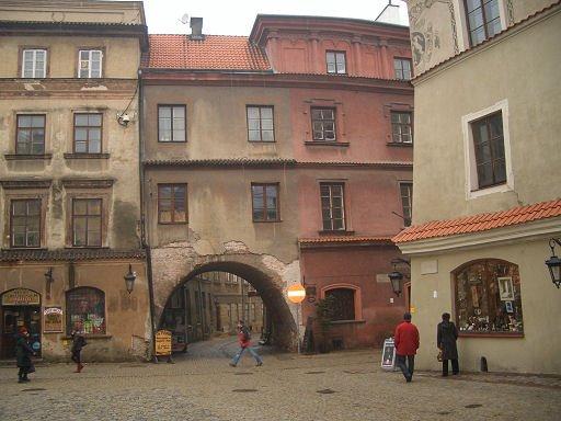 Lublin Brama Rybna