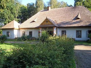 Dwór w Świdniku Małopolska