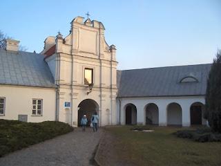 Brama Uściługska, Górka Katedralna Chełm