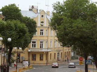 Chełm Magistrat, Chełm Urząd Miasta budynek