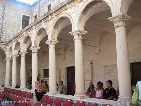 Zadar Klasztor Franciszkanów