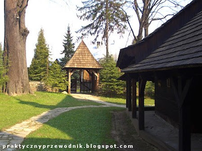 Drewniany Kościół Sękowa