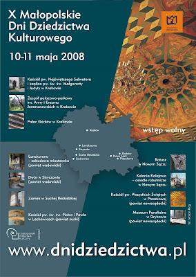 Małopolskie Dni Dziedzictwa Kulturowego 2008