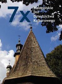 VII Małopolskie Dni Dziedzictwa Kulturowego 2005 Plakat