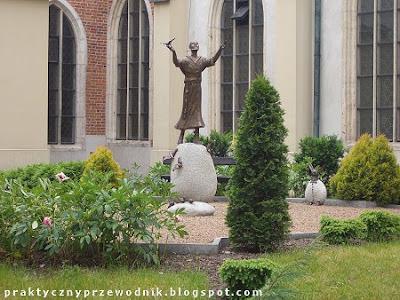 Kościół Franciszkanów w Krakowie Wirydaż