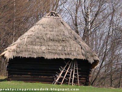 Skansen Muzeum etnograficzne w Małopolsce