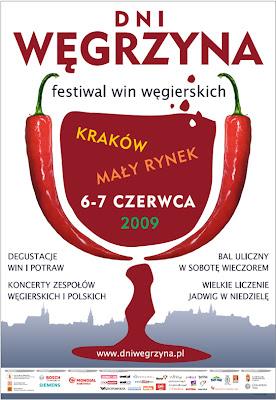 Dni Węgrzyna w Krakowie 2009
