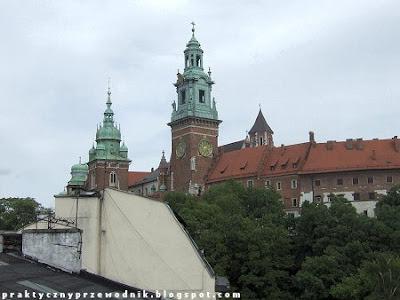 Panorama Kraków Hotel pod Wawelem