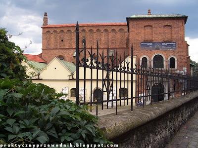 Stara Synagoga Kraków Kazimierz