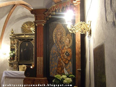 Kościół świętego Benedykta Kraków Wzgórze Lasoty Rękawka