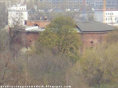 Fort 31 święty Benedykt w Krakowie