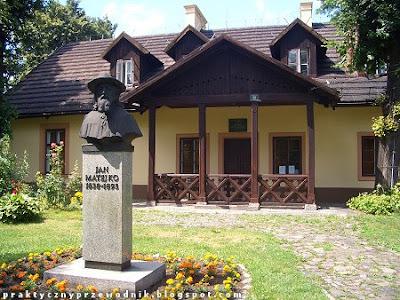 Dworek Jana Matejki w Krzesławicach - Kraków