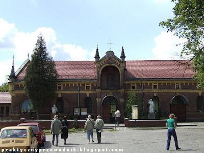 Pałac i park Jerzmanowskich w Krakowie