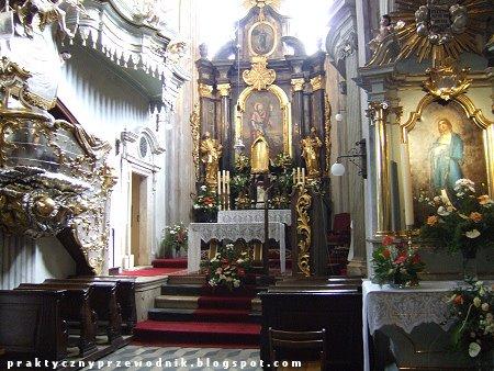 Kościół Świętego Andrzeja w Krakowie