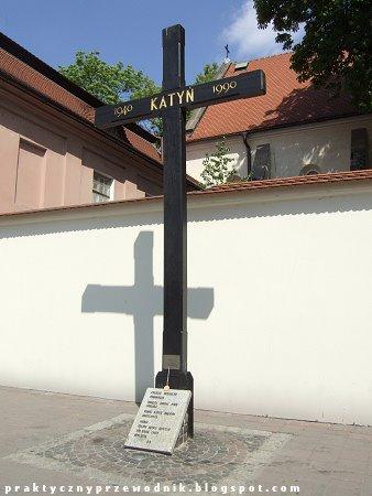 Krzyż Katyński Kraków