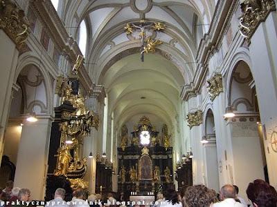 Opactwo Benedyktynów w Tyńcu Kraków