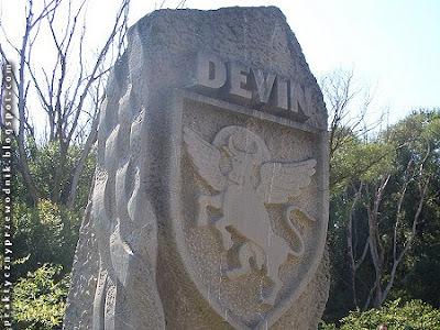 Zamek Devín Słowacja Bratysława Devin
