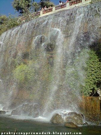 Nicea wodospad