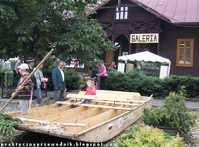 Pierścień świętej Kingi w Krościenku 2009
