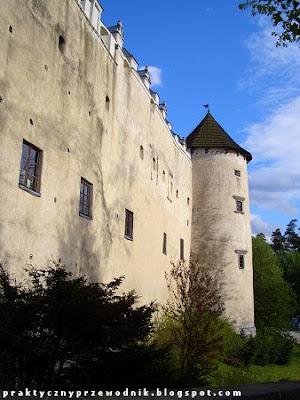 Zamek Niedzica Pieniny